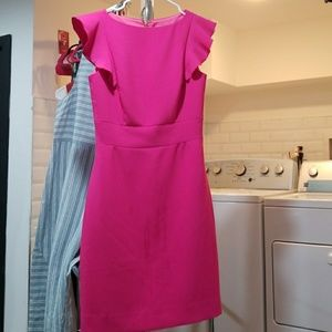 Kate Spade dress with zipper back